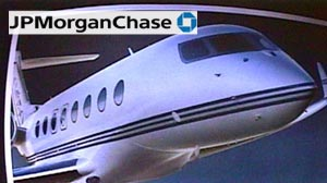 PHOTO JPMorgan Chase, the recipient of $25 billion in TARP funds, is going ahead with plans to purchase two new private jets at a cost of nearly $120 million