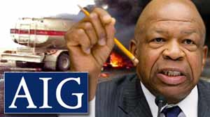 Photo: Congressman Calls for Hearings On AIG Handling of Injured Contractors: Cummings â??Deeply Disturbedâ?? By Insurance Giant Delaying and Denying Claims