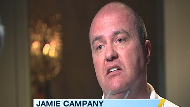 PHOTO: Before Jamie Campany goes to prison for his role in a massive gold scam, he shared the tricks of his illegal trade with ABC News Brian Ross.