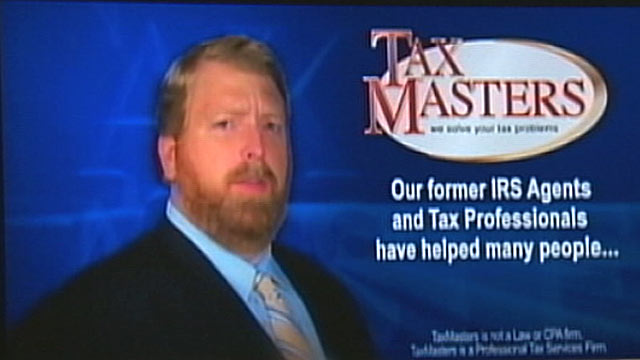 PHOTO: TaxMasters Inc. has filed for bankruptcy.