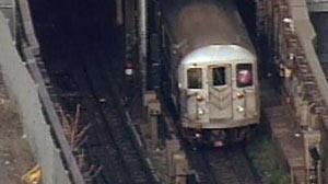 Photo: New York Citys No. 7 subway line