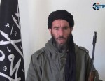 PHOTO: This image taken from video provided by the SITE Intel Group made available Thursday, Jan. 17, 2013, purports to show militant militia leader Moktar Belmoktar.