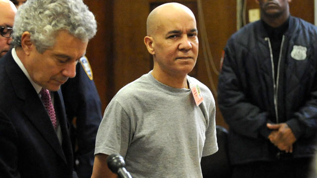 PHOTO: Pedro Hernandez appears in Manhattan criminal court with his attorney Harvey Fishbein, Nov. 15, 2012, in New York.