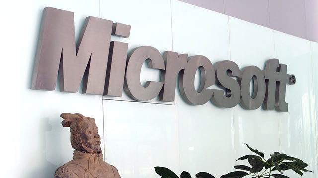 "PHOTO: A ""super bug"" compromised a key Microsoft security system."