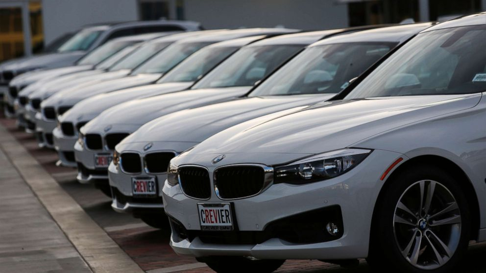 BMW recalls 1 million vehicles for fire risk ABC News