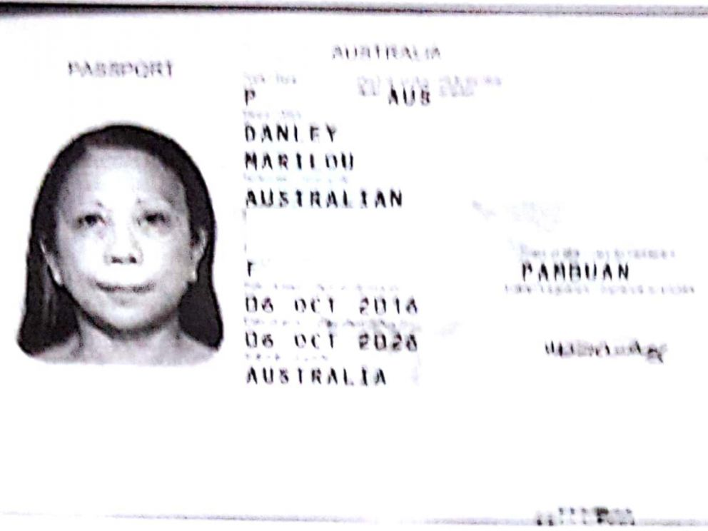 PHOTO: Stephen Paddocks girlfriend, Marilou Danley, traveled to Asia on an Australian passport two weeks before the shooting.
