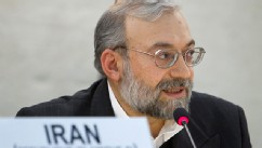 PHOTO: Mohammad Javad Larijani