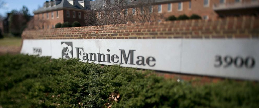 PHOTO: The Fannie Mae headquarters is seen in this file photo, in Washington, April 2, 2013.