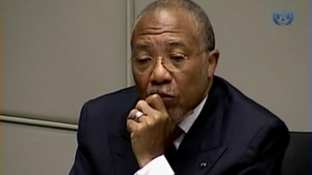 VIDEO: Ex-Liberian president Charles Taylor guilty of aiding and abetting crimes against people.