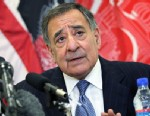 PHOTO: U.S. Secretary of Defense Leon Panetta holds a press conference at the Kabul airport, March 15, 2012 in Kabul, Afghanistan.