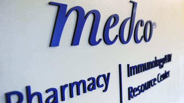 PHOTO: Medco sign