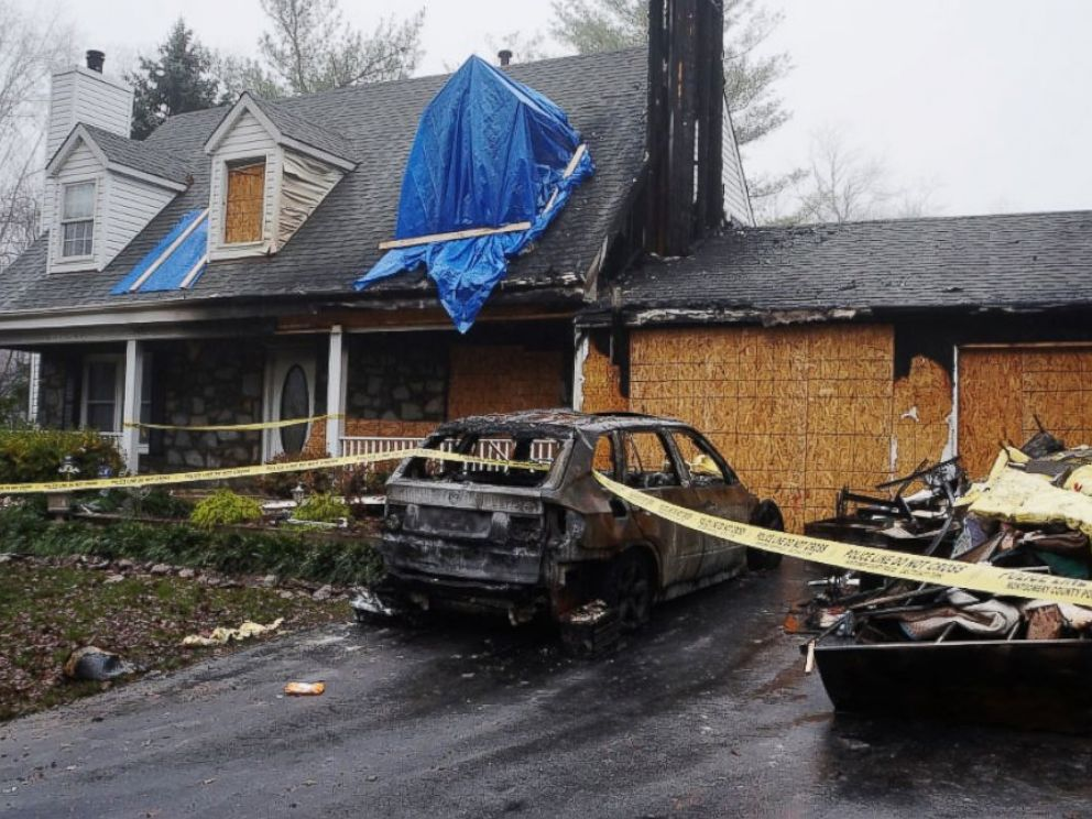 PHOTO: Bill Macko lost his car and his home when his 2008 BMW X5 ignited in his garage.