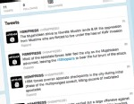 PHOTO: Al-Qaeda linked al-shabab has opened a new Twitter account in English.