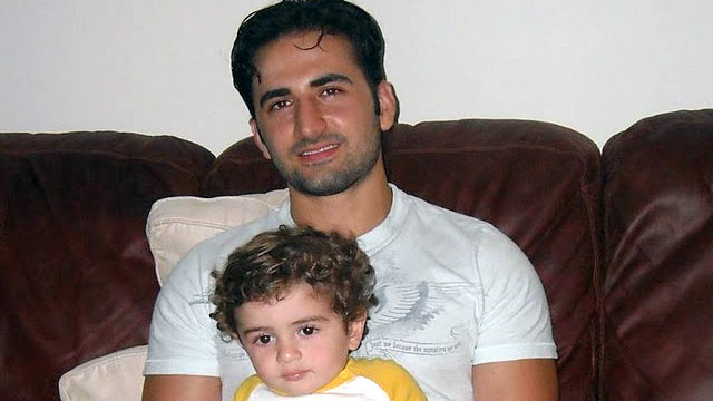 PHOTO: Iran has sentenced a former U.S. Marine to death on charges of spying for the CIA.