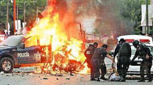 Mexico Drug Cartel Violence