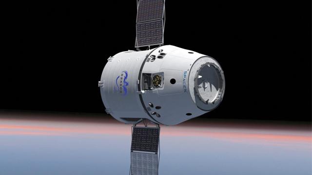 PHOTO:SpaceX DragonLab