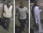 PHOTO: The FBI has released images of three men wanted for additional information related to the 2012 attack on the U.S. diplomatic facility in Libya.