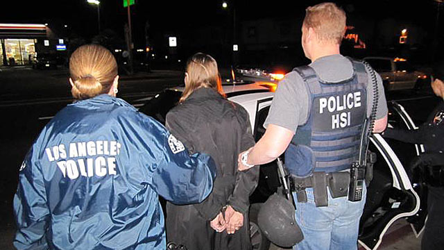Arrests 2007 porn us