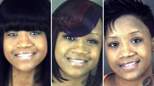 Fla. woman reports to jail each weekend with new hairdo