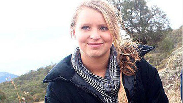 PHOTO:Madeleine Pulver is seen in this undated file photo taken from her Facebook page.