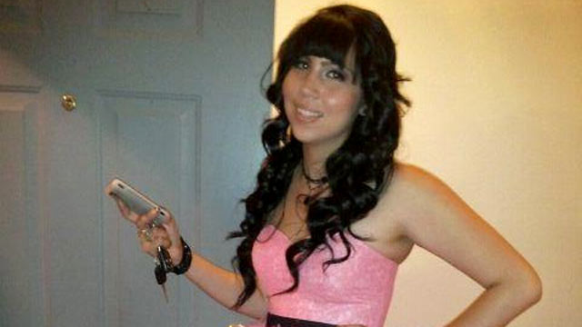 PHOTO: Melyssa Gastelum, 18, collapsed and died after doing whip-its just days before her high school graduation.