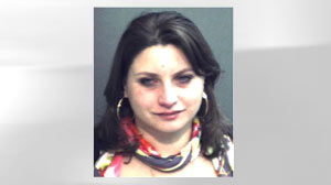 PHOTO A police report indicates that DAnne Leigh Mica, 34, daughter of U.S. Rep. John Mica, R-Winter Park, was arrested today on a charge of driving under the influence.
