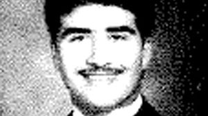 Nidal Hasan as a senior at William Fleming High School