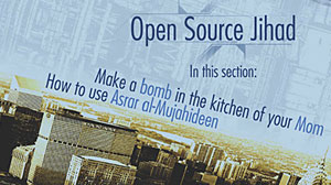 Photo: Make A Bomb In The Kitchen Of Your Mom: Al Qaeda Launches New English-Language Web Site To Recruit Westerners