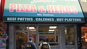 Pizza Parlor Earned Its Dough – from Cocaine