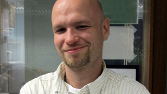 PHOTO: Sean Smith died in the recent attacks on the U.S. Diplomatic Mission in Benghazi, Libya.