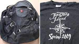 Photo: FBI: Pipe Bomb Found On MLK Parade Route: Backpack Containing Explosives, T-Shirts Spotted By Workers On Martin Luther King Day