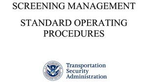 Photo: Massive TSA Security Breach As Agency Gives Away Its Secrets: On-line Posting Reveals a ?How To? for Terrorists to Get Through Airport Security