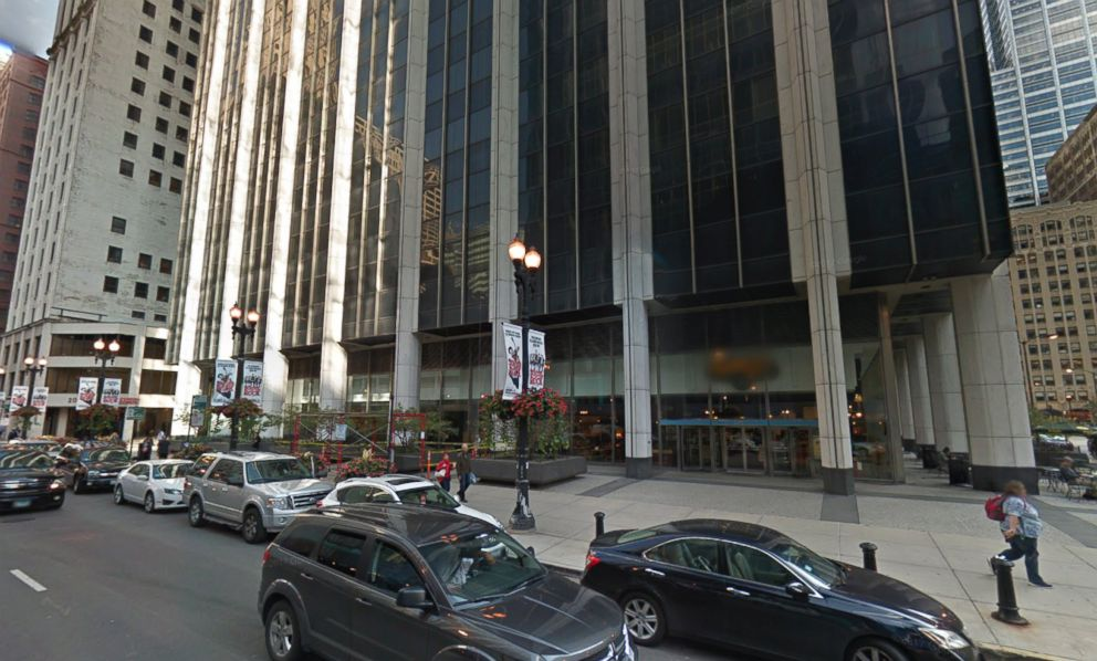 PHOTO: The Kushner building located at at 225 West Randolph in Chicago.
