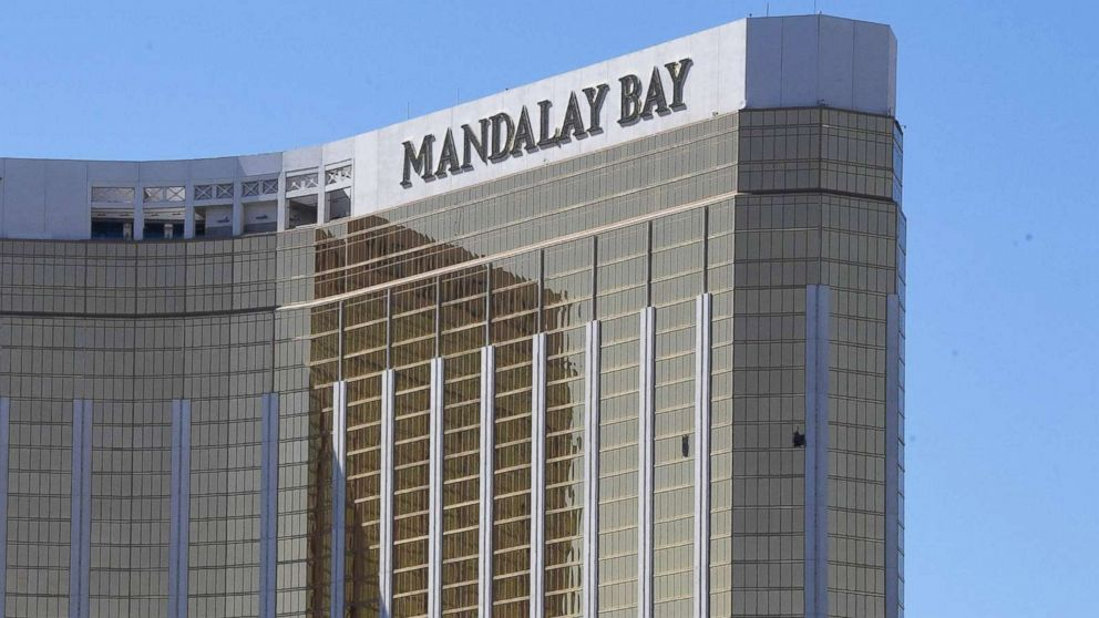 hotel officials say latest official timeline of las vegas shooting