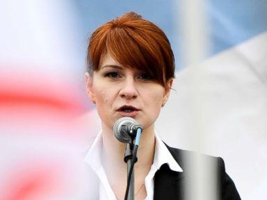 Maria Butina, accused Russian agent, reaches plea deal with prosecutors