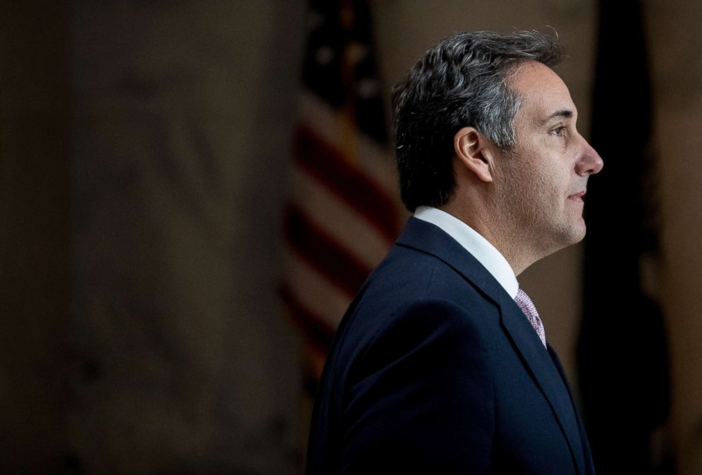 Ex-Trump lawyer Michael Cohen says Trump knew it was wrong