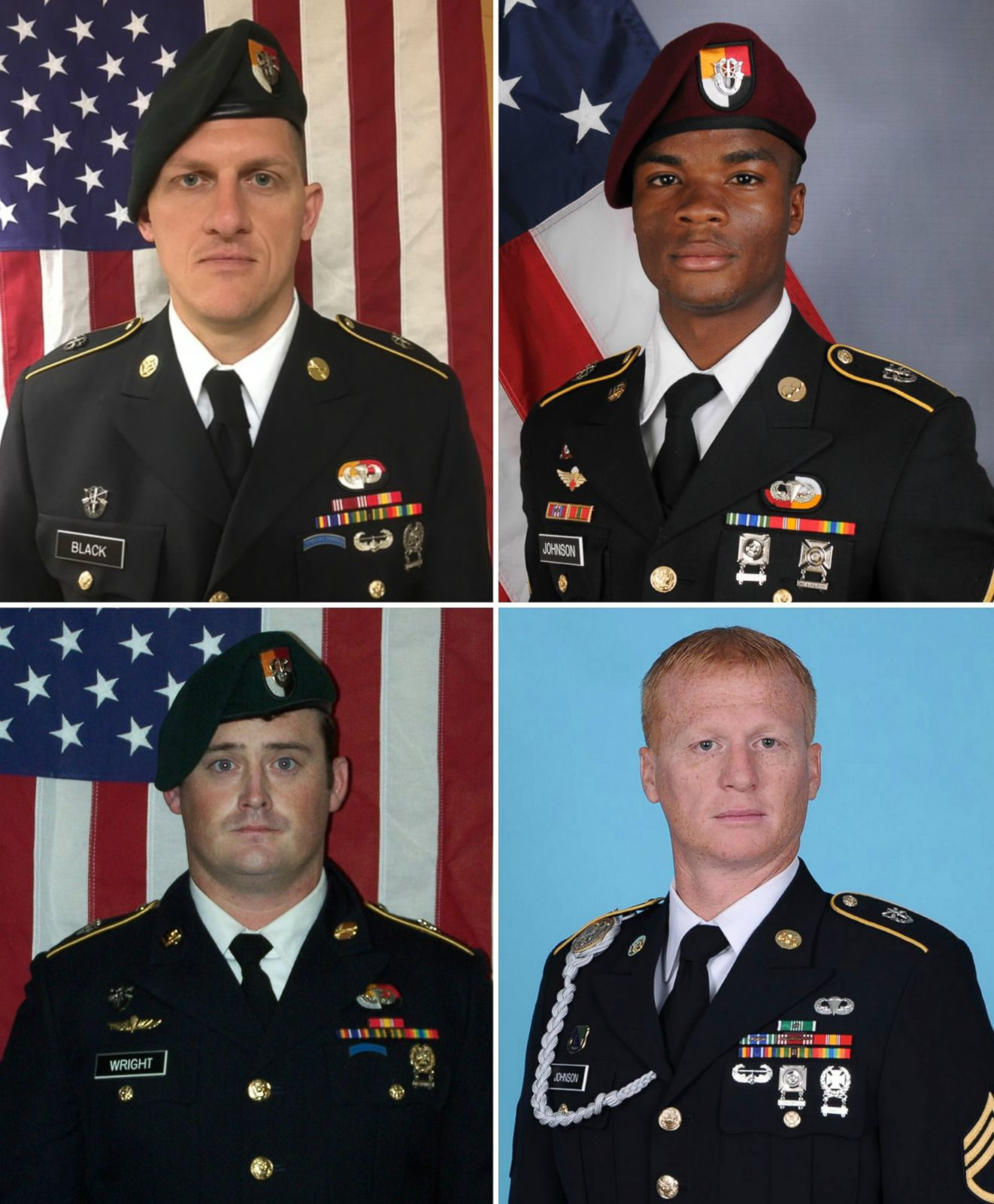 US soldiers killed in Niger were outgunned, 'left behind' in hunt
