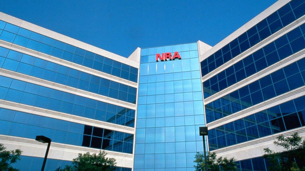 The National Rifle Association headquarters in Fairfax, Va., is pictured in this undated file photo.