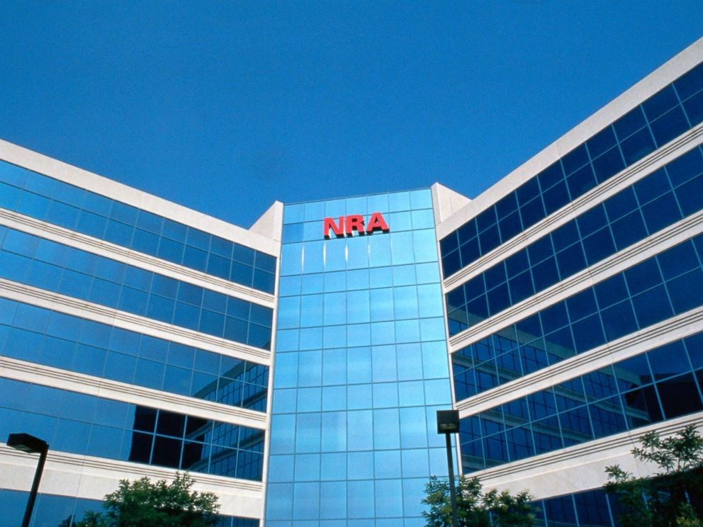 PHOTO: The National Rifle Association headquarters in Fairfax, Va., is pictured in this undated file photo.