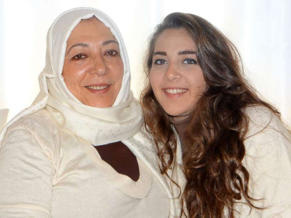 PHOTO: Orouba and Halla Barakat were friend of American humanitarian aid worker Kayla Mueller, who was taken hostage by ISIS in 2013 and later died in captivity.