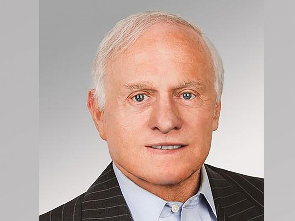 PHOTO: Peter W. Smith, a longtime GOP operative who died in May 2017, is seen here in his undated Twitter profile photo.