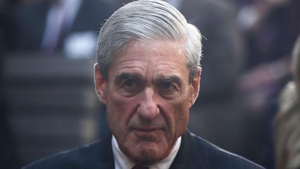 In this Oct. 28, 2013, file photo, former FBI Director Robert Mueller on Nov. 1, 2017.