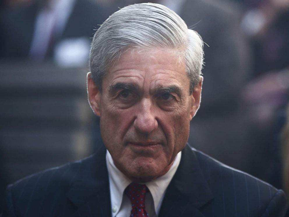 PHOTO: In this Oct. 28, 2013, file photo, former FBI Director Robert Mueller on Nov. 1, 2017.