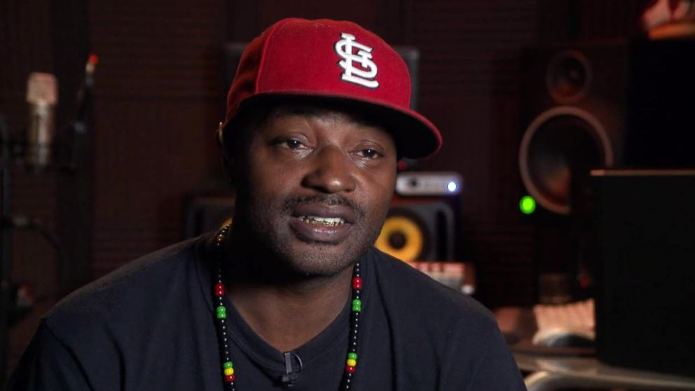Ronnie Houston, a hip-hop artist in St. Louis, Mo., who goes by the name Rough the Ruler, wrote music for a video for BlackMattersUS.