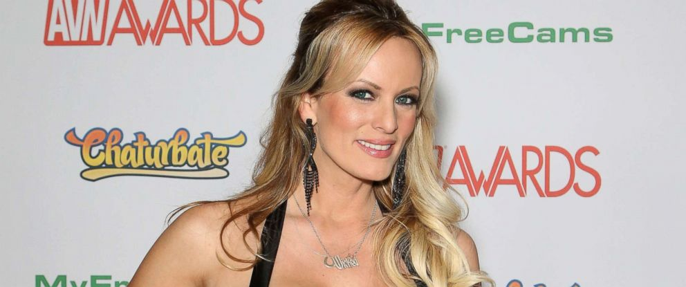PHOTO: Stormy Daniels attends the 2017 Adult Video News Awards at the Hard Rock Hotel & Casino, Jan. 21, 2017 in Las Vegas.