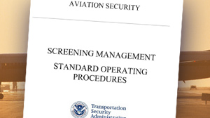 Massive TSA Security Breach