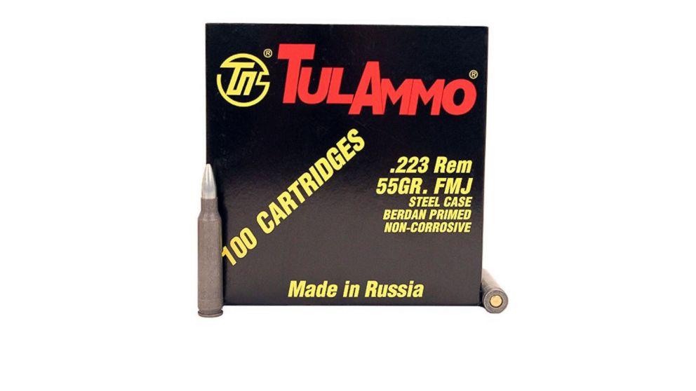 A Tul Ammo product photo.