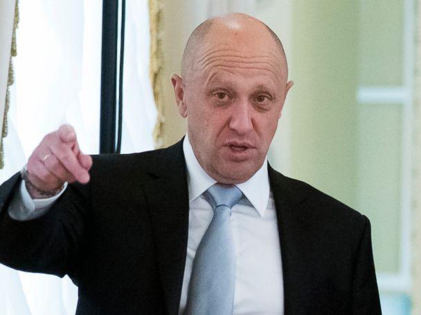 Russian troll farm financier also backs Russian mercenaries in Syria: Officials