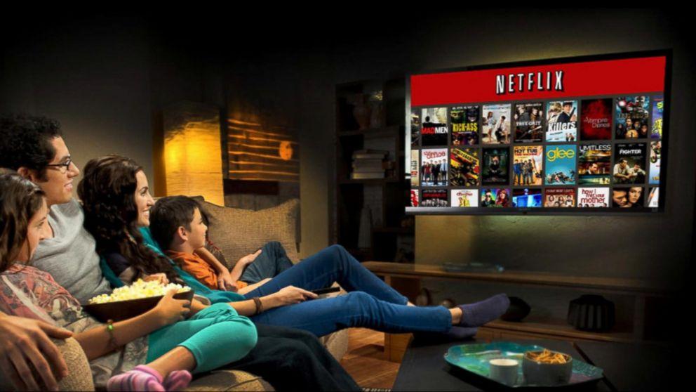 Netflix Heads East to China