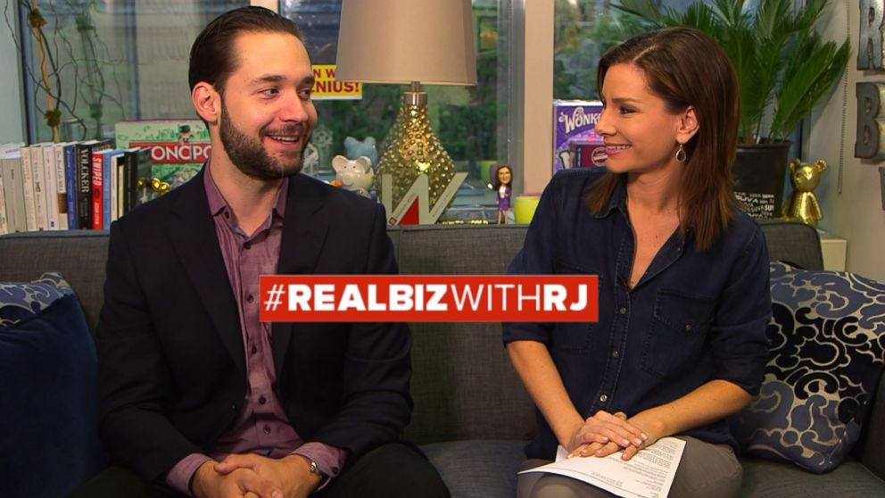 Reddit Co-Founder Alexis Ohanian on Real Biz with Rebecca Jarvis
